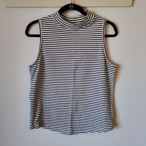 Universal Thread turtleneck tank top